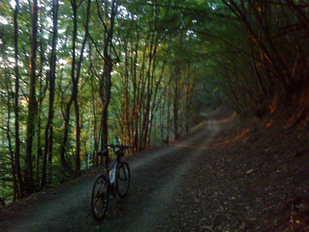 cycling trips Vitosha mountain, Bulgaria